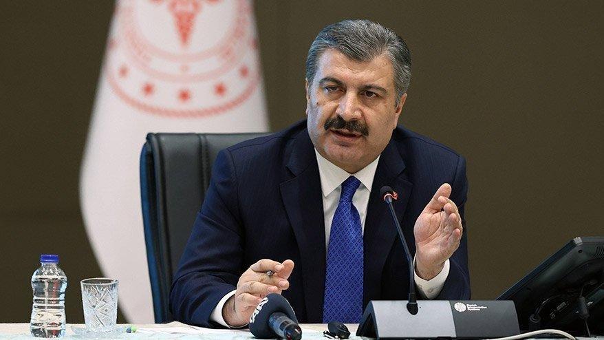 Bilim Kurulu sonrası Sağlık Bakanı Koca açıkladı: Pozitif vaka sayımız 1,5 milyonu aştı