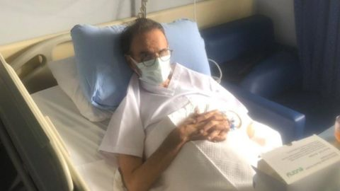 Prof. Dr. Mehmet Ceyhan: Mide kanaması geçirdim, şu anda çok iyiyim