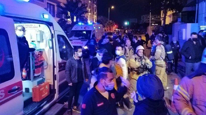İstanbul'da büyük sorumsuzluk: Yüzlerce kişi sokağa döküldü...