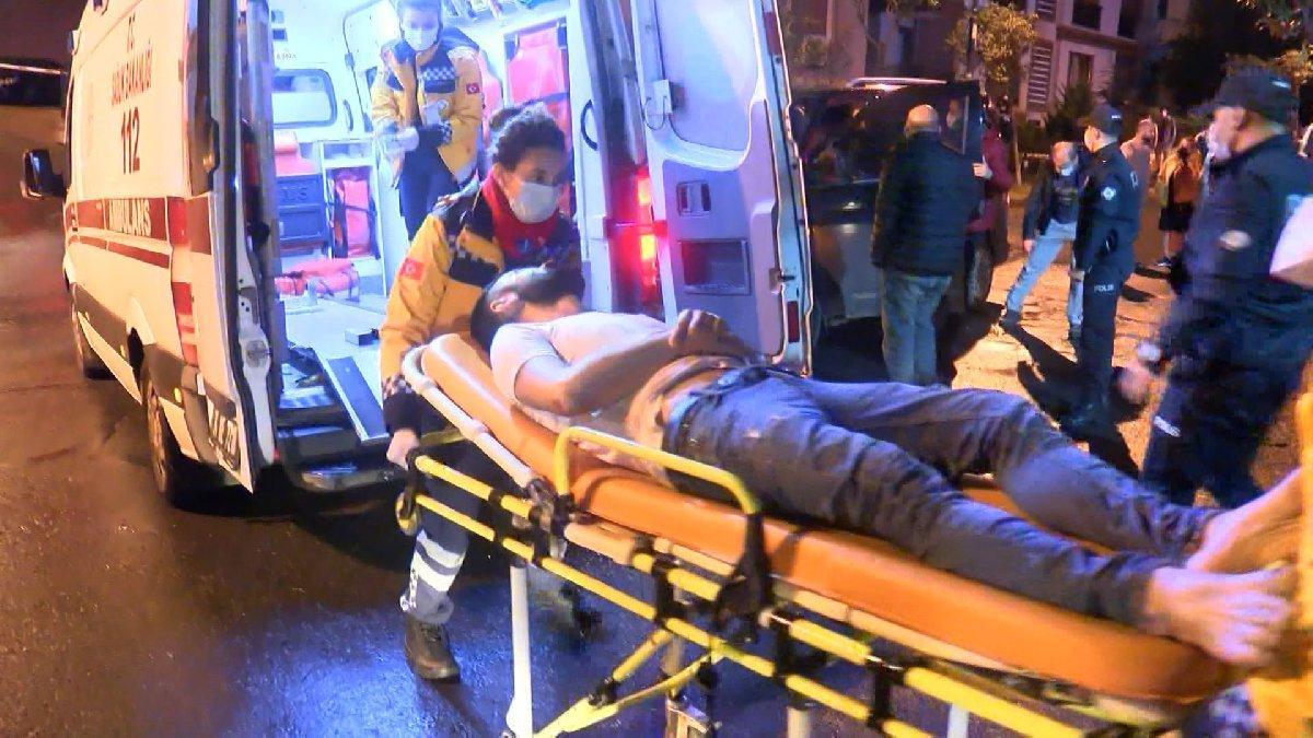 İstanbul'da olaylı gece! Biri kişi vuruldu, yedi kişi gözaltında