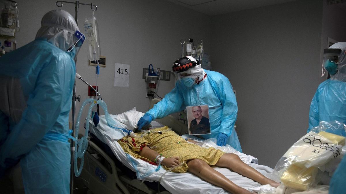 Covid Avcısı Dr. Joseph Varon! 268 gündür izin yapmadan corona virüsü ile savaşıyor...