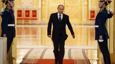 Putin'den Reşetnikov'a: Siz bana masal anlatıyorsunuz