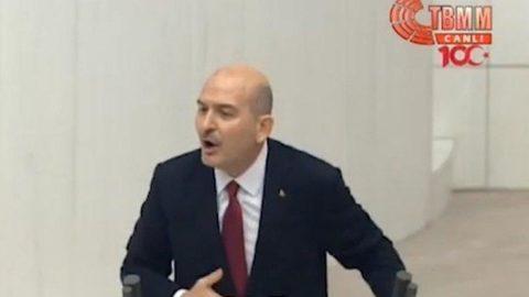 Süleyman Soylu: Oh paralar PKK'ya gitmiyor oh
