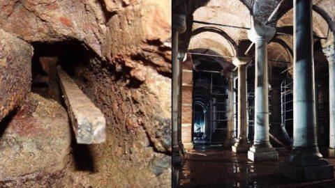 İBB ve Kültür Bakanlığı arasında Yerebatan Sarnıcı anlaşmazlığı