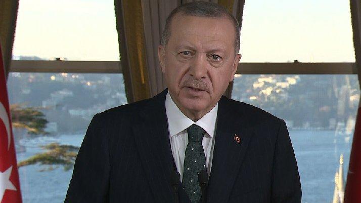 Erdoğan: 156 ülkeye yardım sağladık