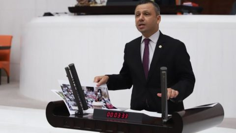 CHP'li Erbay: Vatandaş aç ama bütçeden tarikatlara 81 milyon TL ayrıldı