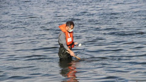 Burdur Gölü'ndeki gaz çıkışıyla ilk bulgular ortaya çıtktı