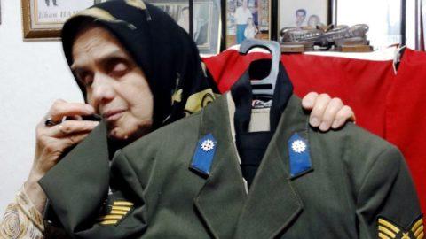 Şehit ailesi, o mezar parasını Mehmetçik Vakfı'na bağışlayacak
