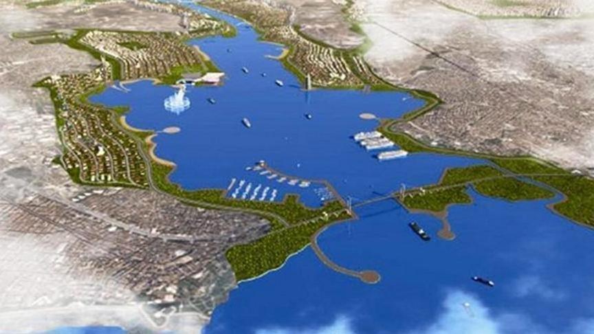 Kanal İstanbul jet hızıyla ilerliyor: Tapu sınırları belirlenmeye başlandı