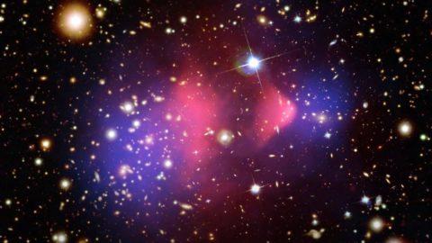 NASA çarpışan galaksilerin sesini paylaştı