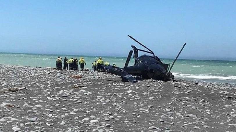 Yeni Zelanda'da helikopter düştü: 2 ölü, 3 yaralı