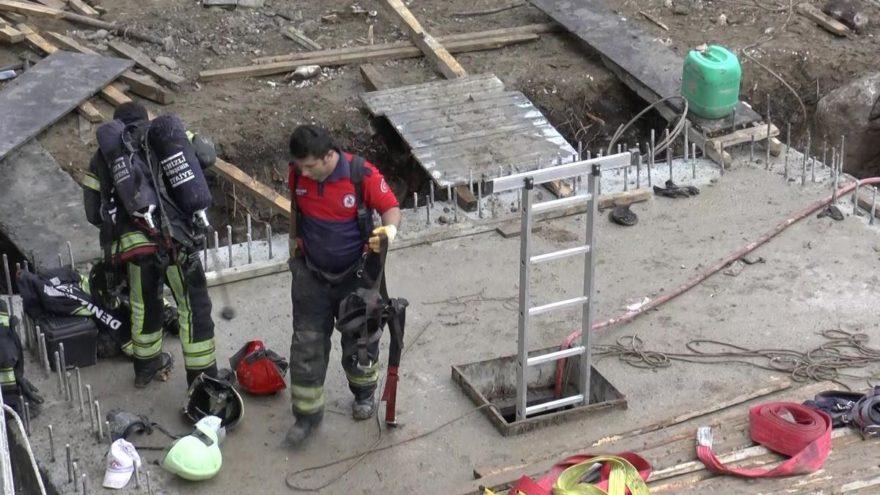Fosseptik faciasında inşaat sahibi ve şantiye şefi tutuklandı