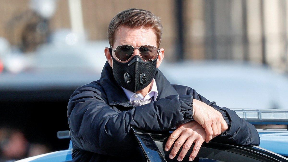 Set ekibi corona yüzünden Tom Cruise'u çileden çıkardı: Her gece telefondayım