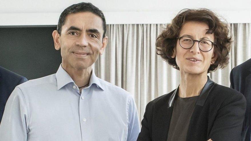 Financial Times yılın insanını seçti: Özlem Türeci ve Uğur Şahin