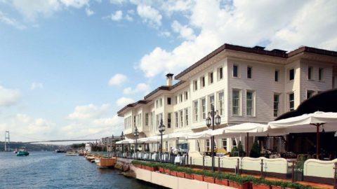 Les Ottomans Hotel olarak işletilen Muhsinzade Yalısı Akbank'ın oldu