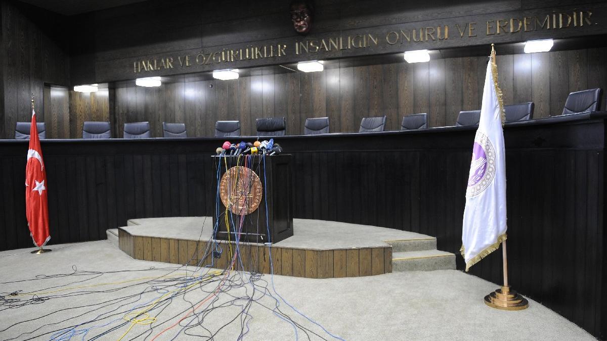 Anayasa Mahkemesi için üç isim belirlendi