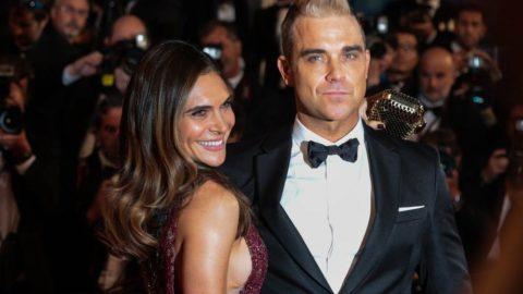 Robbie Williams: Eşim Ayda ikinci kez hayatımı kurtardı