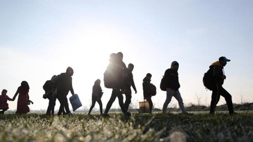 Dünyada her 30 kişiden biri göçmen