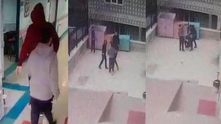 'İğne canımı yaktı' dedi, sağlık çalışanını tekme-tokat dövdüler