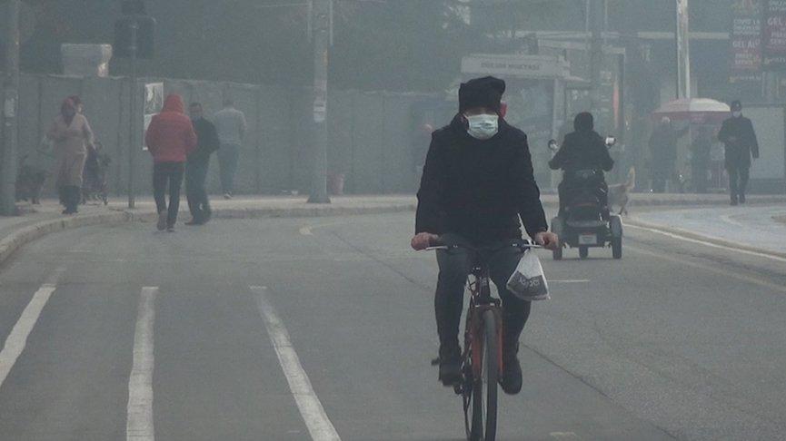 Düzce'deki hava kirliliğinin nedeni belli oldu