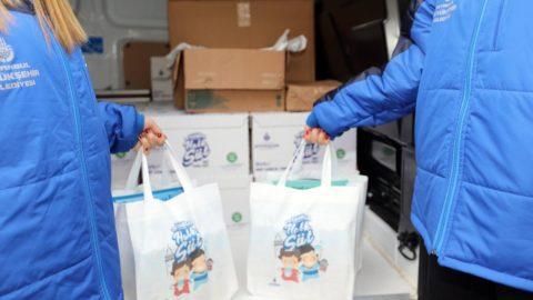 İBB'nin üniversite öğrencilerine yardımı ve ücretsiz süt dağıtımı da Sayıştay'a takıldı