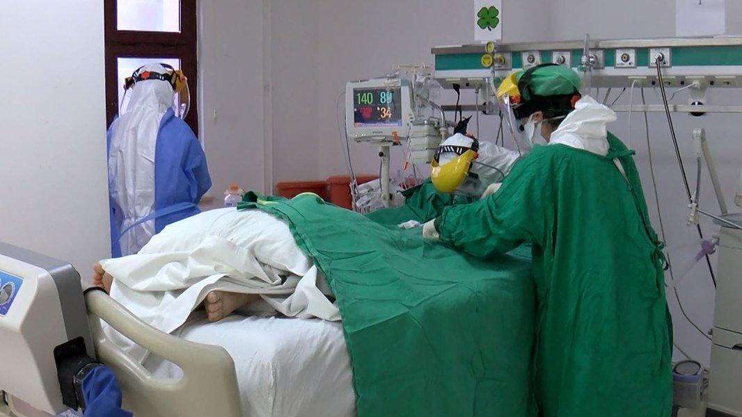 Her 10 corona hastasından 1'i sağlık çalışanı