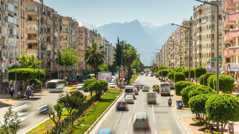 Antalya'da konut fiyatlarına pandemi etkisi