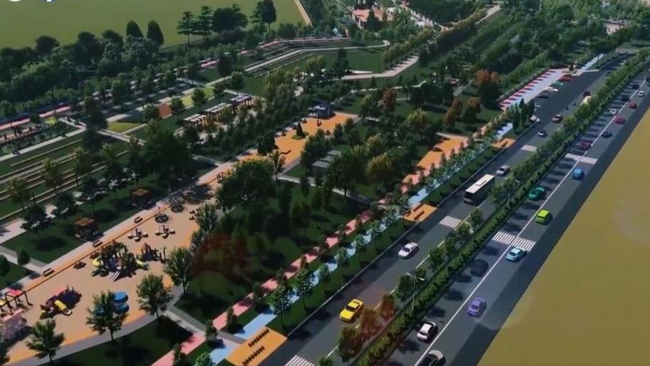 Konya'ya 45 milyon liralık Millet Bahçesi
