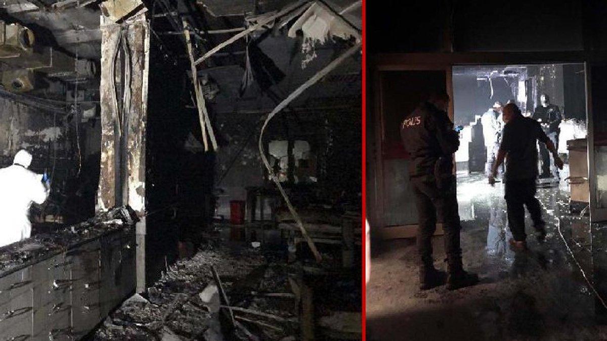 Hastanedeki patlamada yaşamını yitirenlerin sayısı 12'ye yükseldi