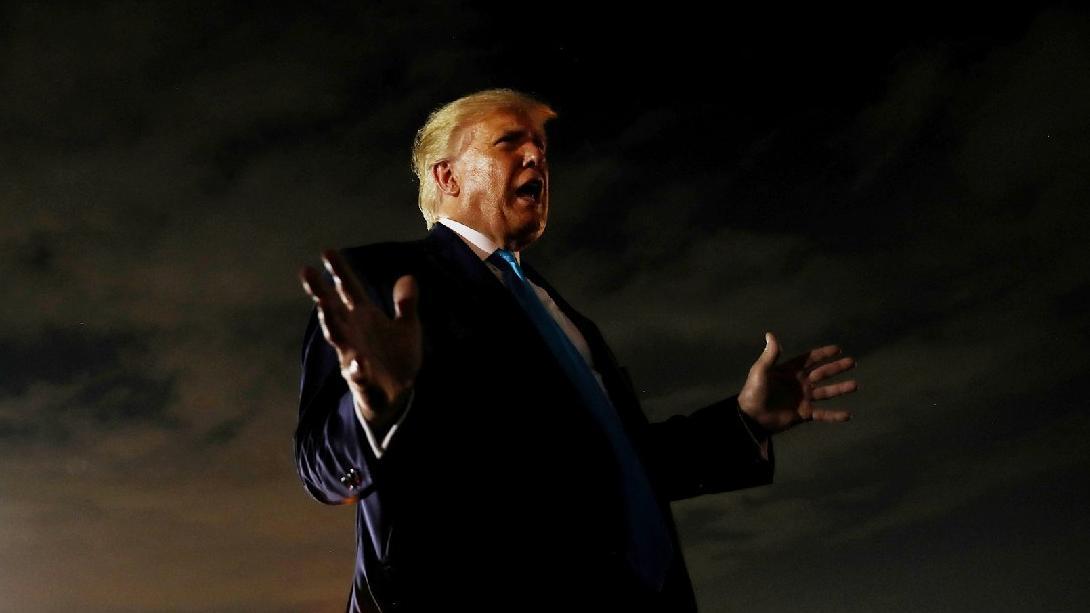 Trump gözünü kararttı... Sıkıyönetim planları yapıyor