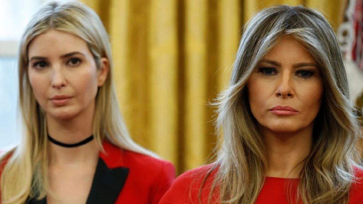 Başkanlık gitti sırlar ifşa oldu: Melania Trump'tan üvey kızına hakaret: Onlar yılan