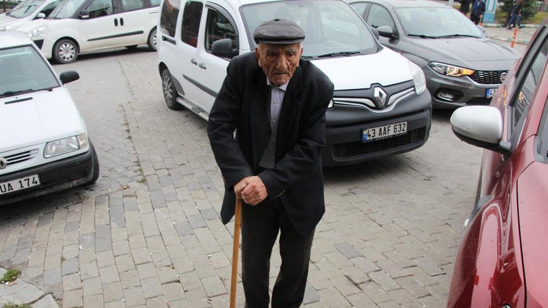 105 yaşında, 10 günde coronayı yendi