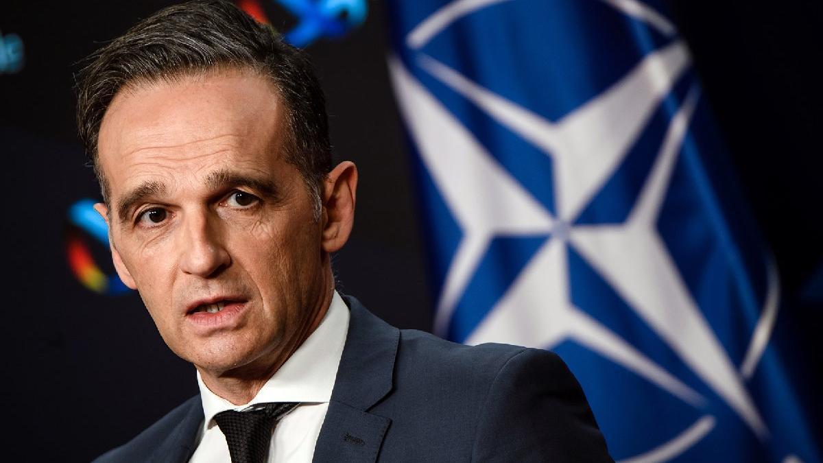 Almanya Dışişleri Bakanı Maas'tan Türkiye'ye ambargo açıklaması: Doğru yol değil