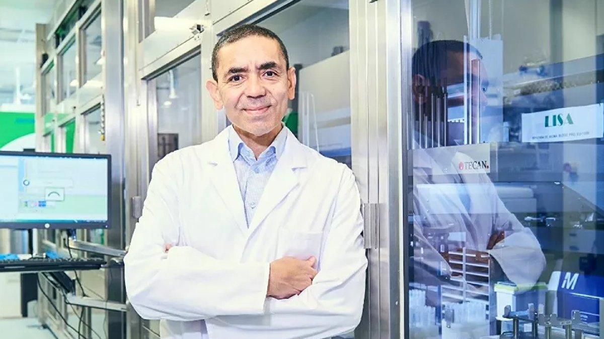 Uğur Şahin garanti verdi: Aşı mutasyonlu virüsü de yok ediyor