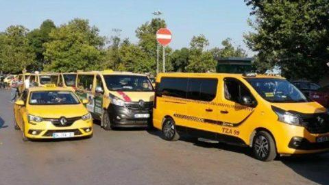 İstanbul'da taksi, minibüs ve dolmuşlara zam