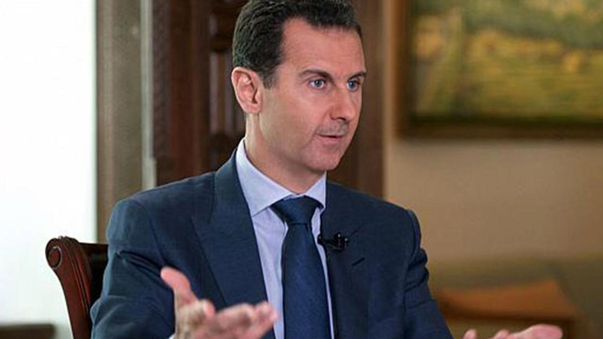 ABD'den Esad ve ailesine yaptırım kararı