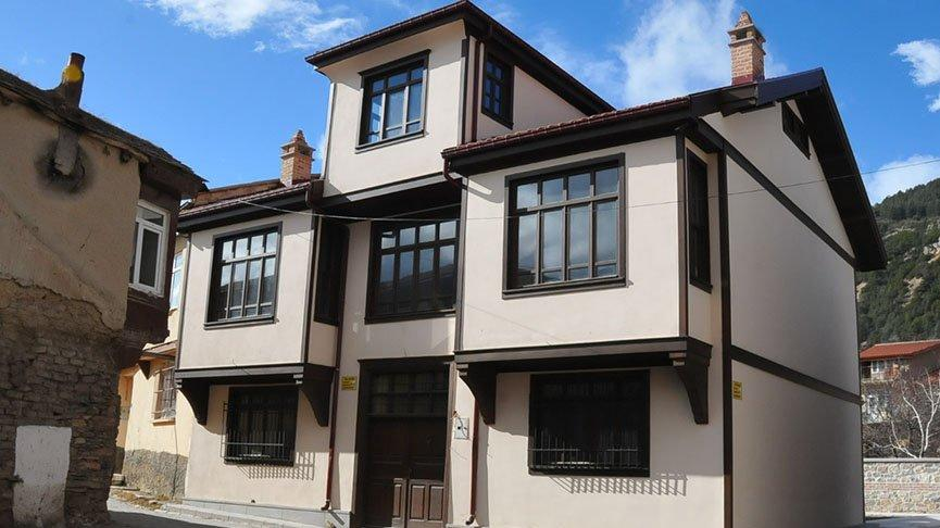 Nasreddin Hoca Evi'nin restorasyonu tamamlandı