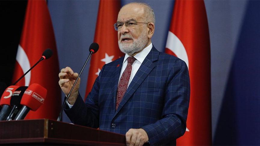 Karamollaoğlu'ndan 'çıplak arama' iddialarıyla ilgili açıklama: Ben de dile getirdim hadi soruşturma açsınlar