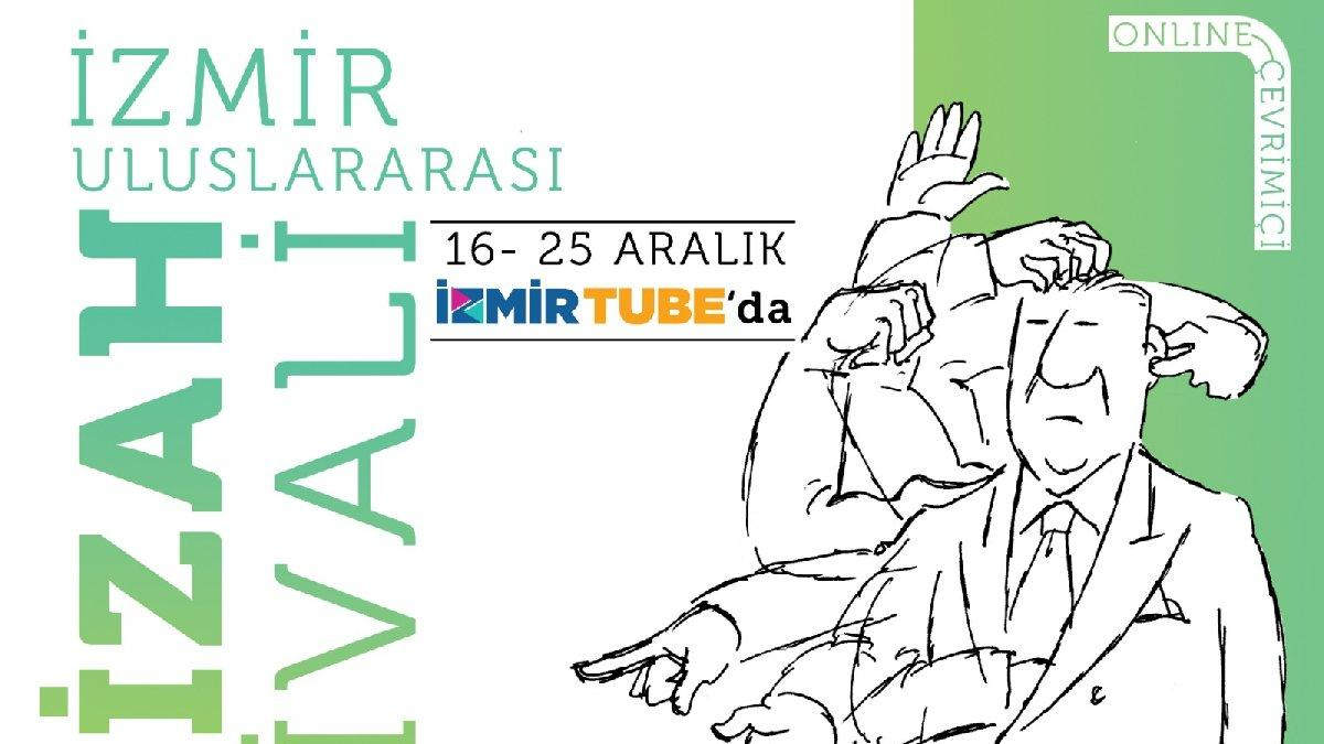 İzmir'de karikatürist krizi