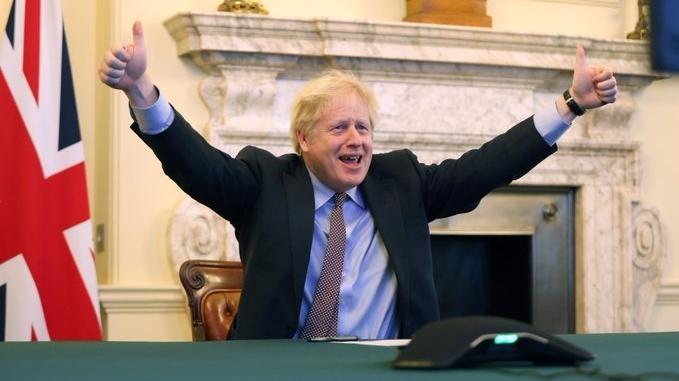 AB ile anlaşma sonrası Boris Johnson: Kaderimizin kontrolünü geri aldık
