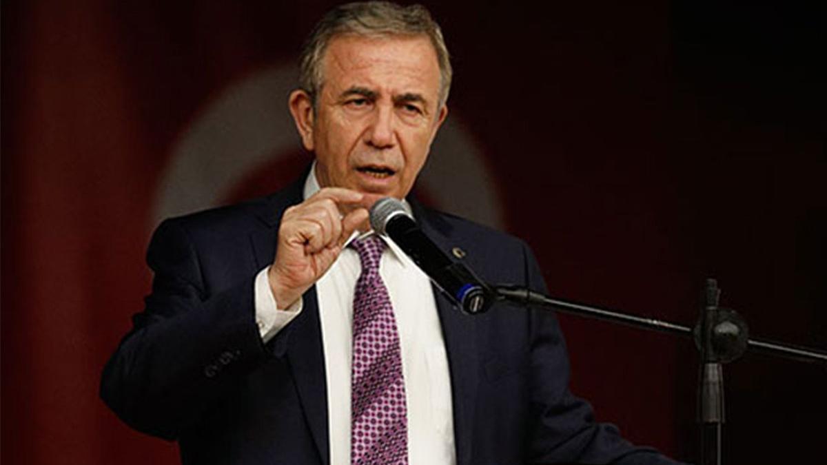 Mansur Yavaş, vatandaşlardan özür diledi