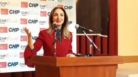 Aylin Nazlıaka, çıplak arama iddialarıyla ilgili SÖZCÜ'ye konuştu