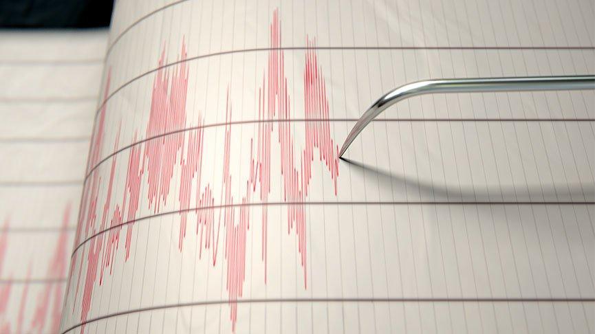 Van'da 3.9 büyüklüğünde deprem meydana geldi
