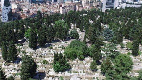 İstanbul'da mezar karaborsası....
