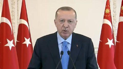Erdoğan: Ne Avrupa, ne ABD ile çözülemeyecek bir sorunumuz yok