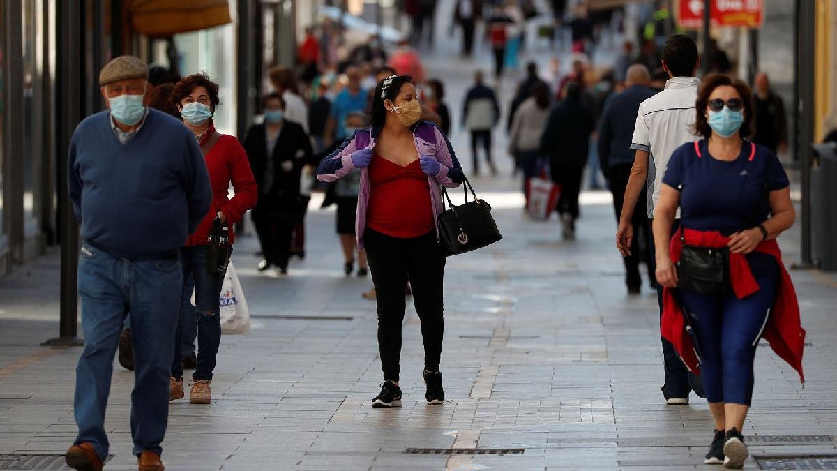 Mutasyona uğrayan corona virüsü İspanya'da da çıktı