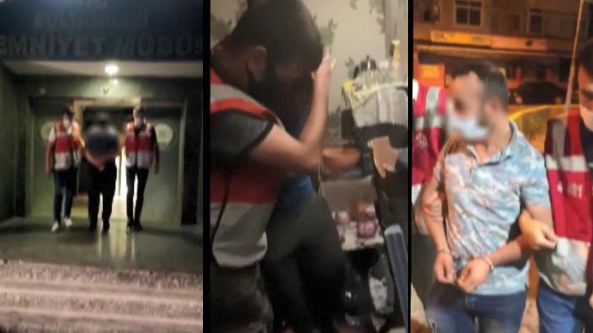 İstanbul'da dev operasyon: 209 gözaltı