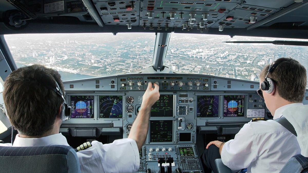 Yabancı pilotlara yol göründü