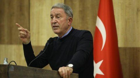 Akar: Katil Hafter ve destekçileri meşru hedef olarak görülecektir