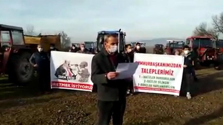 Çiftçiler Erdoğan'a seslendi: Hacizler durdurulsun